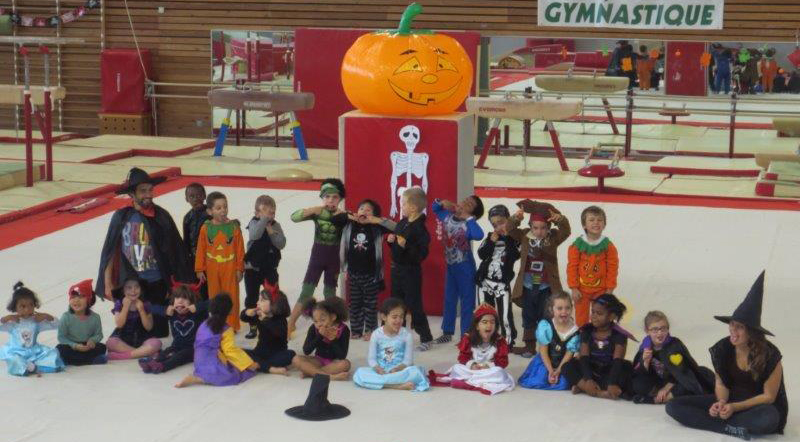 Halloween 2015 Noisy le Grand Gymnastique